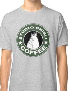 COFFEE: STUDIO GHIBLI Classic T-Shirt
