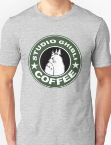COFFEE: STUDIO GHIBLI Unisex T-Shirt