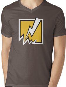 Bandit Operator Logo Mens V-Neck T-Shirt
