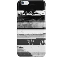 Glitched Exposure iPhone Case/Skin
