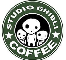 COFFEE: STUDIO GHIBLI2 by iumba