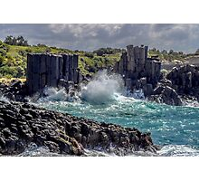 Cathedral Rocks Bombo Photographic Print