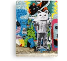 Ai Wei Wei in Berlin Canvas Print