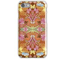 vector batik javanese indonesia iPhone Case/Skin