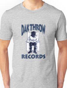 Dak Throw Records Unisex T-Shirt