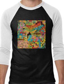 king gizzard and the lizard wizard Men's Baseball ¾ T-Shirt