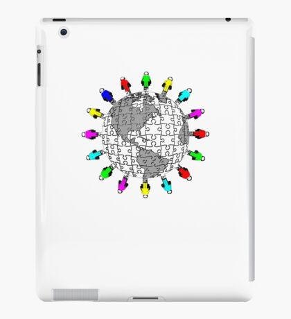Everyone Is Important3 iPad Case/Skin