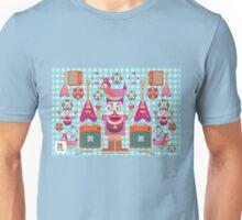Vector cartoon music band equipment Unisex T-Shirt