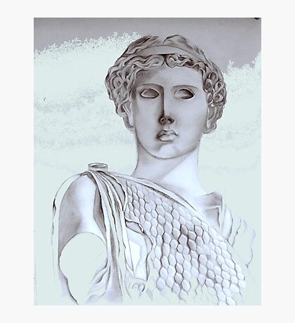 Athena Photographic Print