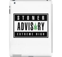 """""""Stoner Advisory"""" iPad Case/Skin"""