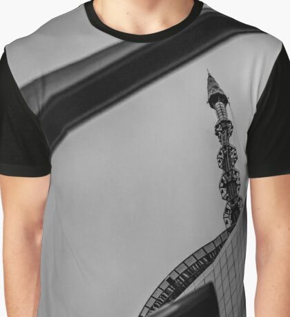 Spire & Oculus | New York City, New York Graphic T-Shirt