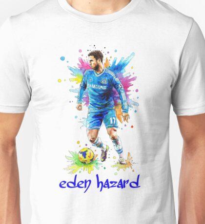 EDEN HAZARD - 10 - ALL COLOR Unisex T-Shirt