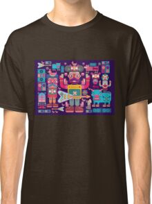 vector band and musicians  Classic T-Shirt