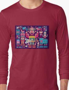 vector band and musicians  Long Sleeve T-Shirt