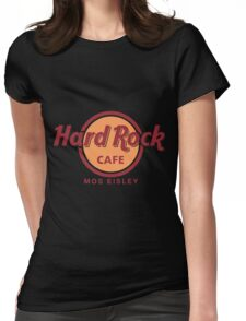 hard rock us Womens Fitted T-Shirt