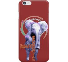 Scenic Route: State of Mind iPhone Case/Skin