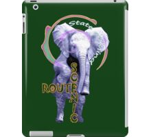 Scenic Route: State of Mind iPad Case/Skin