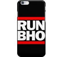 Run BHO iPhone Case/Skin