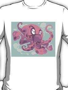 Cute octopus monster T-Shirt