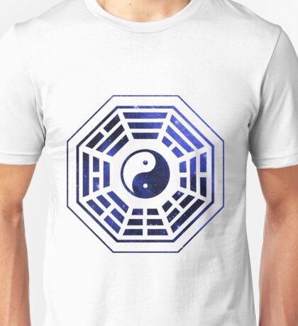 Yin Yang  bagua space Unisex T-Shirt