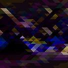 Geometric Pattern 3 by Jamie Harrington