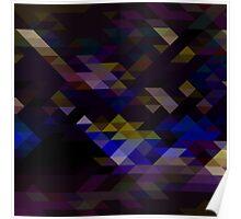 Geometric Pattern 3 Poster