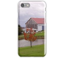 Country Landscape iPhone Case/Skin