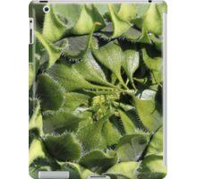 Sunflower Awakening iPad Case/Skin