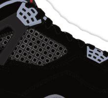 "Air Jordan IV (4) ""Bred"" Sticker"