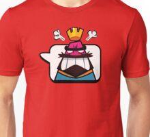 Clash Royale Angry Emoji Unisex T-Shirt