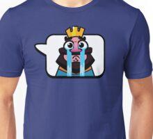Clash Royale Cry Emoji Unisex T-Shirt