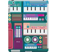 Colorful Synthesizer  iPad Case/Skin