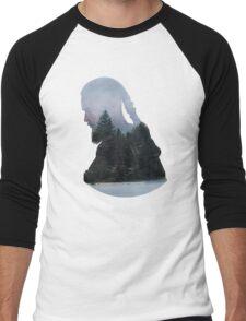 Ragnar Lothbrok - Vikings Men's Baseball ¾ T-Shirt