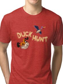 The Duck Hunt Show Tri-blend T-Shirt