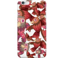 Cute random owl pattern iPhone Case/Skin