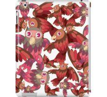 Cute random owl pattern iPad Case/Skin