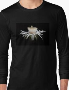 Solar Crown Bloom Long Sleeve T-Shirt