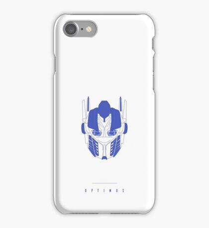 Linear Optimus  iPhone Case/Skin