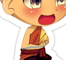 Aang Sticker Sticker
