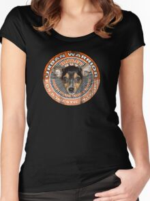 protect domestic wildlife 8 Women's Fitted Scoop T-Shirt