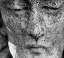 Face of Jesus by marybedy