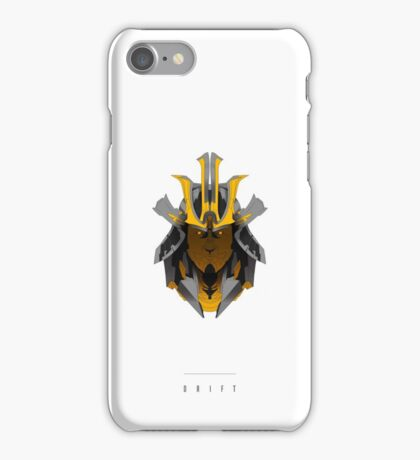 Drift iPhone Case/Skin