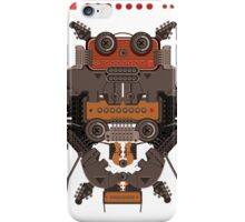 The robobugs guitar iPhone Case/Skin