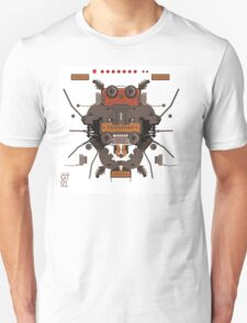 The robobugs guitar Unisex T-Shirt