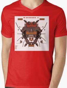 The robobugs guitar Mens V-Neck T-Shirt