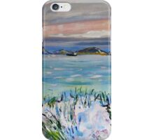 Sun sets on paradise iPhone Case/Skin