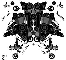 black motorbike robot 1 by singpentinkhepi