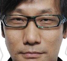 Hideo Kojima Thinking Sticker