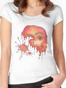 Tears of a Clown Women's Fitted Scoop T-Shirt