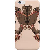 motorbike robo 1 iPhone Case/Skin